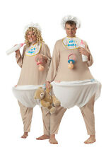Adult Men Funny Cry Baby Halloween Couple Costume