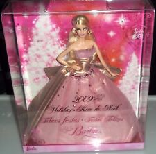 Barbie HOLIDAY 2009 MAGIA DELLE FESTE ROSA CODE N6556