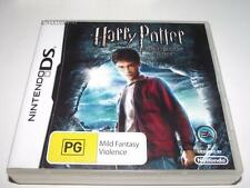 Harry Potter and the Half Blood Prince Nintendo DS 2DS 3DS Game Preloved *Complt