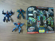 # SPECIAL LET GO # TRANSFORMERS ANIMATED ACTIVATORS STARSCREAM SKYWARP DIRGE ETC