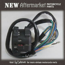 [100] YAMAHA DT100X DT125 DT175 DT250 DT360 DT400 XT250 XT500 HANDLE SWITCH LH