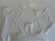 Polythene Disposable Aprons, Apron Craft,Medical - Qty 25