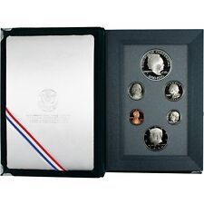 1990 US Mint Eisenhower Prestige Proof Coin Set