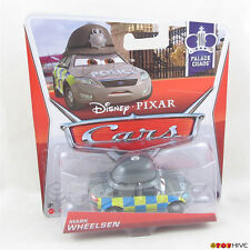 Disney Pixar Cars 2 Mark Wheelsen from the Palace Chaos Collectiom #7/9 worn