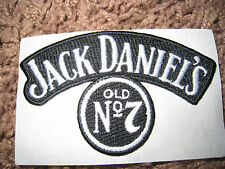 New JACK DANIEL'S Old No7 Whiskey Embroidered Patch