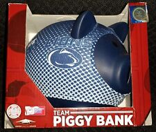 NEW PENN STATE TEAM SWEATER PIGGY BANK BIG 10 NITTANY LIONS PSU FOOTBALL NIB