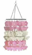 WallPops Butterfly Garden Chandelier, 2 Layer, Ready to Hang