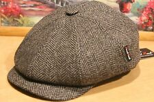 New newsboy Russian wool kepka 8 panel hat Italian wool Gatsby Made Russia cap