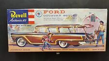 "V. rare revell ""s"" ciment ford country squire original édition complète H-1220-149"