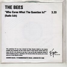 (HB908) The Bees, Who Cares What The Question Is? - 2007 DJ CD