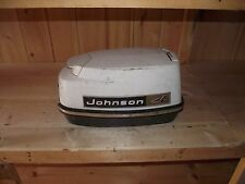 AK1C3621 Vintage Johnson Seahorse Electromatic 40 Outboard Cowl Engine Cover