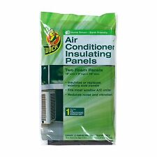 """Duck Brand 1286294 Air Conditioner Foam Insulating Panels 18x9x7/8"""" NEW A8"""