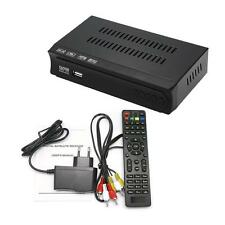 HD DVB-S2 Video Broadcasting Receiver Set-up Box for TV HDTV + Remote 43PA