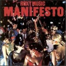 Roxy Music Manifesto US LP