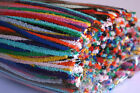 42 Cotton Pipe Cleaners /craft stems (15cm) - Assorted colour pack