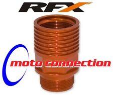 RFX CNC BRAKE COOLING EXTENSION ORANGE KTM  SXF  250 350 450 525 06-14