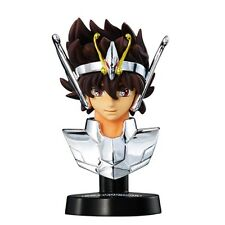 Bandai Saint Seiya Mask Chronicle Head Bust - Bronze Pegasus Seiya Anime Figure