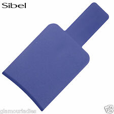 Sibel Blue Non-Toothed Hairdressing Highlighting Tinting Hair Balayage Spatula