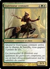 MTG Magic RTR - (x4) Centaur Healer/Guérisseur centaure, French/VF
