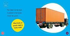 Bumba Books (tm) -- Machines That Go: Big Rigs on the Go by Anne Spaight...