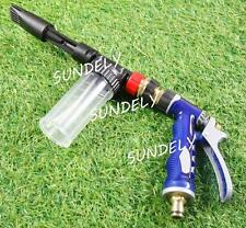 Foamaster II Style Snow Foam Car Wash Spray Gun Lance Uses Hose Pipe 100ML UK