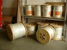 """DOUBLE BRAIDED CABLE PULLING ROPE  9/16""""X300' ( NEW )"""