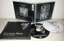 CD + DVD MACHINE HEAD - THE BLACKENING