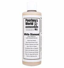 Poorboys White Diamond Show Glaze 16oz (473ml) Poorboy`s - NEW
