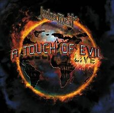 FREE US SHIP. on ANY 2 CDs! NEW CD Judas Priest: A Touch of Evil Live