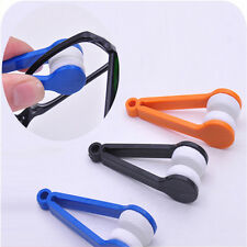 Mini Soft Eye Glasses Lens Cleaning Cleaner Wipe Spectacles Eyeglass Eyewear SP