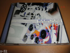 ART OF NOISE cd The DRUM and BASS collection Best of Hits PETER GUNN kiss Opus 4