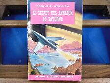 Wollheim Le secret des anneaux de Saturne...