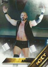 Austin Aries WWE NXT Then Now Forever 2016 Topps Trading Card #2