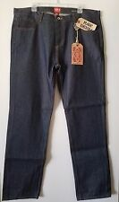 NWT MEN'S OBEY JEANS REGULAR RAW JEANS SIZE 38 x 34