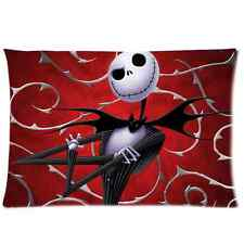 Customize New Custom Pillow Case The Nightmare Before Christmas 20x30 one side