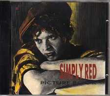 Simply Red - Picture Book - CDA - 1992 - Brit Pop Rock Synth Pop