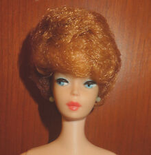 Beautiful Bubble Cut Barbie All Original perfect Paint 1960's Titian