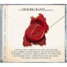 SWR BIG BAND - DIE BESTEN AUS SÜDWESTEN - DAS POP ALBUM  CD NEU