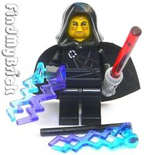 SW320 Lego Classic Emperor Palpatine Minifigure with Layered Robe Torso 3340 NEW