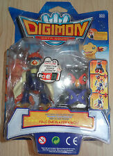 2007 BANDAI - DIGIMON DATA SQUAD - LIGHTNING DIGIVOLVING FALCOMON & PECKMON RARE