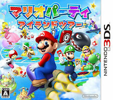 Mario Party: Island Tour (Nintendo 3DS, 2014) - us version