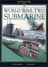 A World War Two Submarine