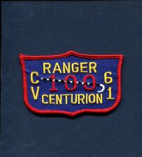 TOP GUN MOVIE MAVERICK GOOSE COUGAR Ranger Centurion Flight Suit Jacket Patch