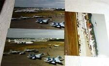 AN-225 MRIA Russian Biggest Aircraft in World  Photo's Lot of 3 #101