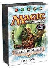 Future Shock Future Sight Theme Deck - ENGLISH Sealed New - MTG MAGIC ABUGames