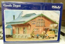 NEW POLA GOODS DEPOT HO SCALE 11659 W. GERMAN NIB FACTORY SEALED -2D