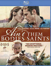 Ain't Them Bodies Saints [Blu-ray], Excellent DVD, Ben Foster, Casey Affleck, Ro