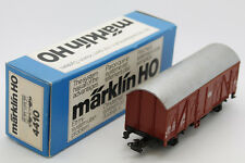 MARKLIN HO - WAGON MARCHANDISES REF 4410 - MADE WESTERN IN GERMANY - VINTAGE TOY