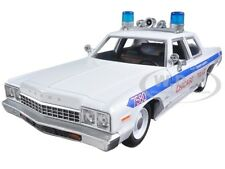 """1975 DODGE MONACO CHICAGO POLICE """"THE BLUES BROTHERS"""" 1/24 BY GREENLIGHT 84012"""