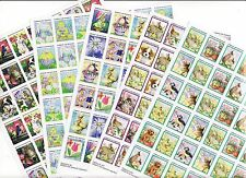 U.S. Spring Charity Seals Sheet Collection, 2010-2015